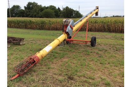 2005 10x31' Westfield load out auger