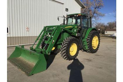 Enger Farms GP High Quality Late Model Farm Machinery Auction
