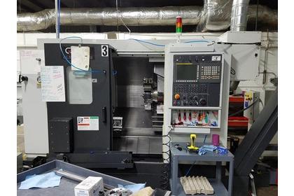 2016 Yama Seiki GLS-2000-LYS CNC Turning Center With Live