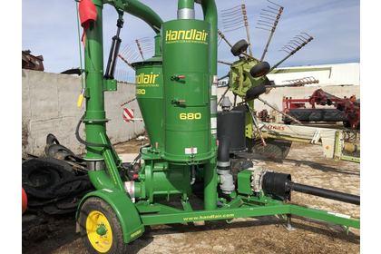 HANDLAIR 680 Pneumatic Conveying Grain Vac