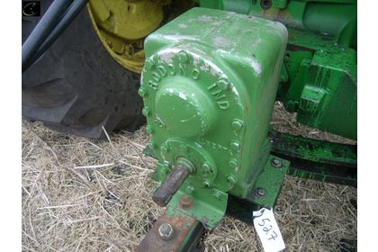 Rodono Ind , gear reduction, from large 1000 to 540 PTO