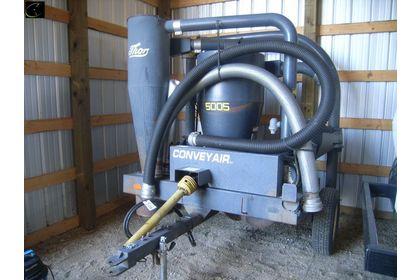 Convey-air 5005, Grain VAC W/ PTO drive